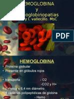 Hemoglobinay Hemoglobinopatias - Grupo 2 - Genetica Medica, Presentacion