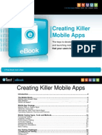 uTest eBook Launching Killer Mobile Apps