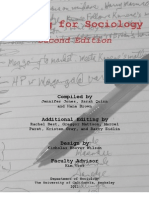 Writing for Sociology Guide Second Edition