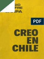 Creo en Chile