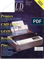 Commodore World Issue 01