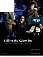 Sailing the Cybersea