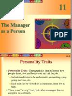 5c93personality Traits