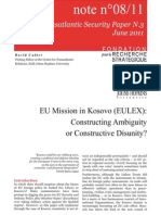 EU Mission in Kosovo (EULEX)
