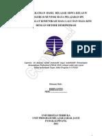 Contoh PKP IPS
