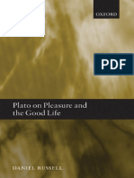 Plato on Pleasure and the Good Life