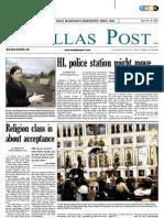 The Dallas Post 04-15-2012