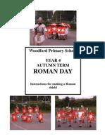 Roman Shield Project