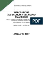 Introduzione Econom. Nuovo Uman.