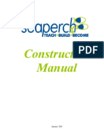 SeaPerch Contruction Manual With Standard Control Box