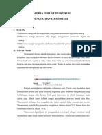 Laporan Individu Praktikum Termometer