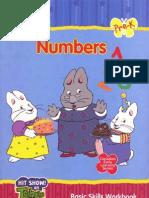 Max.and.Ruby Numbers Basic.skills.workbook Pre-K