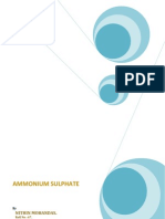 Ammonium Sulphate Modified
