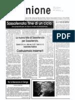 l'Opinione 1990 Supp. Al n 5