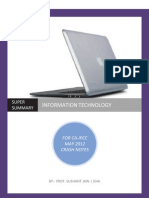Informaition Technology Notes