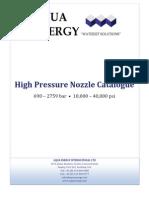 Nozzle Catalogue