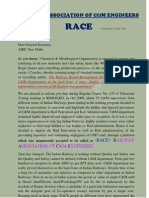 Revised Race Committee