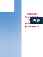 Susceptibility Testing Document