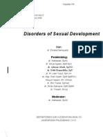 Disorders of Sexual Development