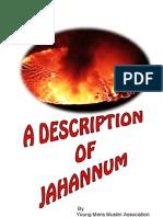 A Description of Jahannum (Hell)