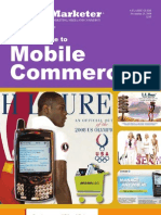 Mobile Marketer Classic Guide to Mobile Commerce