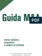 Guida M&A - seconda edizione (2012)