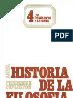 Copleston - Historia de la Filosofía IV, de Descartes a Leibniz  (OCR)