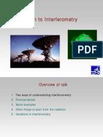 Interferometry 2001
