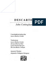 Cottingham - Descartes (OCR)