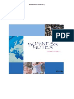 Business Notes(All) Editted