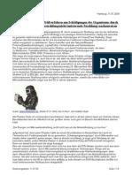 Strahlenfolter - Mikrowellenschaedigungs-nachweisverfahren