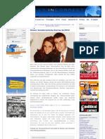 Faschistische Organisation Graue Wölfe - Minister Schmids türkische Ehefrau bei NPD - Grauen Wölfen - www-pi-news-net