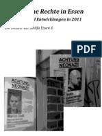 Die extreme Rechte in Essen 2011 Aktivitäten und Entwicklungen in 2011 - wordpress.antifa-essen.de