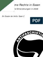Die extreme Rechte in Essen 2008 Aktivitäten und Entwicklungen in 2008 - wordpress.antifa-essen.de