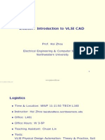 1 Introductionof VLSI