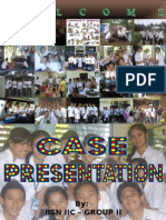 *WISH KO LANG* -Johnerz07-08 Case Presentation