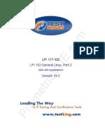 Testking LPI 117-101 v19