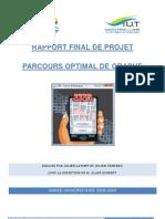 Iut Itix Rapport Final