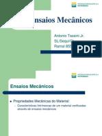 ENSAIOS MECANICOS