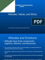 MOB 4 Attitudes & Values