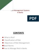 Risk Mgt