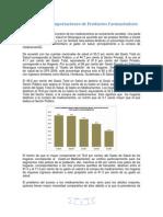 EL CAFTA y las importaciones de Productos Farmacéuticos