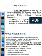 Robotics Programming