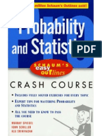 (McGraw-Hill) Probability and Statistics Crash Course (2001)
