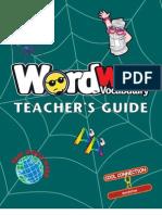Teachers Chapter 1