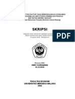Download SKRIPSI MANAJEMEN by teguhandokosusilo SN8950568 doc pdf