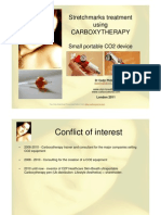 Carboxytherapy in the treatment of Stretchmarks - London Body congress