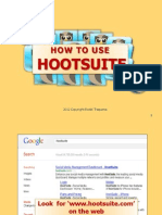 Rodel_Traquena_How to Use HootSuite