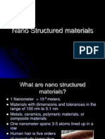 nano structured materials.ppt