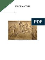 Apostila 03 - História da Arte - Mesopotamia